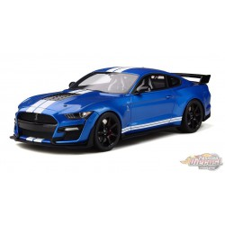 Ford Mustang Shelby GT500 2020 Blue GT SPIRIT GT268