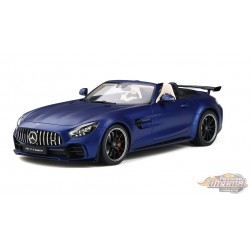 Mercedes Benz AMG GT-R Roadster Blue   GT SPIRIT  1/18  GT259  Passion Diecast