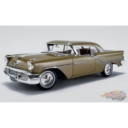 1957 Oldsmobile Super 88  Gold Mist -  Acme 1/18, A1808005 Passion Diecast