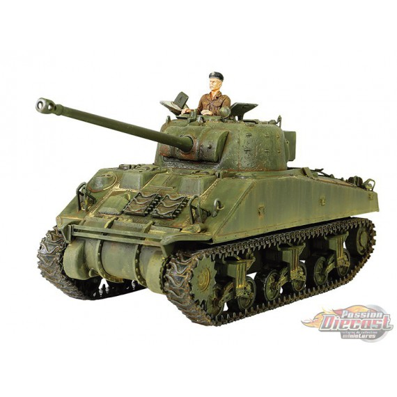 M4 Sherman Firefly British Army  France, D-Day, June 6th 1944 -  Forces of Valor 1/32 - 801036A Passion Diecast