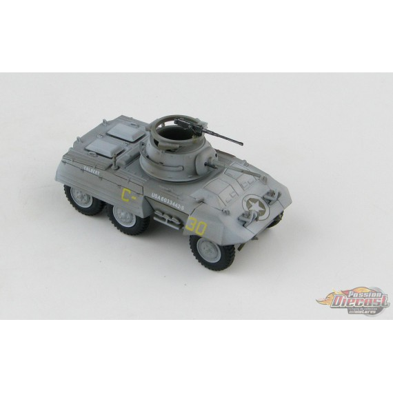M8 Greyhound   Armored Car US Army 82nd  Btn, Ardennes, Belgium, December 1944, Hobby Master 1/72  HG3812