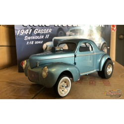 1941 GASSER in Light Blue  Only 84 Produced  1:18 ACME  A1800912 B   Passion Diecast