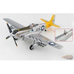 North American P-51D Mustang, USAAF, Hon Mistake, William Ebersole, Iwo Jima, 1945, Hobby Master  HA7744 B Passion Diecast
