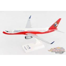 Copa Airlines Boeing  737-800 Winglets FEPAFUT HP-1534CMP  Skymark 1/130 SKR926 Passion Diecast