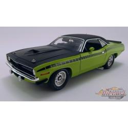 Plymouth AAR Cuda 1970 Sublime Green Acme 1/18 A1806113