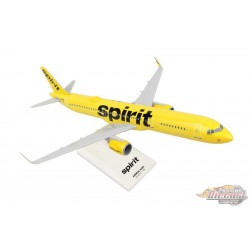 Spirit Airbus A321neo Wi-Fi dome Yellow livery  Skymarks 1/150  SKR1020  Passion Diecast