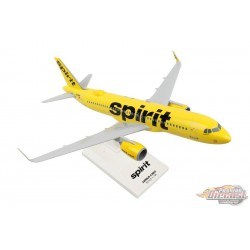 Spirit Airbus A320neo Wi-Fi dome Yellow livery  Skymarks 1/150  SKR1011 Passion Diecast