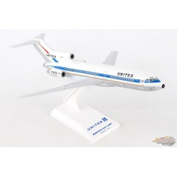 United Airlines Boeing 727-100 Museum of Flight    SKYMARKS 1/150 SKR896 Passion Diecast