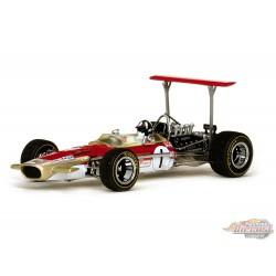 Lotus 49 - Graham Hill - Winner Monaco GP 1969 sunstar 27804  Passion Diecast