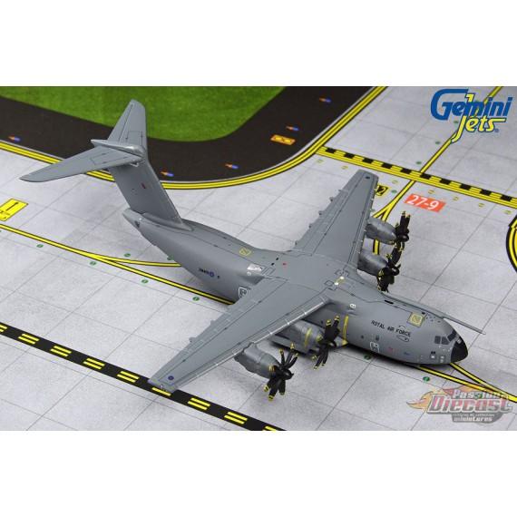 Royal Air Force Airbus A400M Atlas -  ZM401 -  Gemini Macs 1/400 -  GMRAF091 -  Passion Diecast