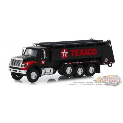 Texaco - 2018 Intl WorkStar Tanker Truck SD Trucks 8 - Greenlight  1.64 - 45080 A -Passion Diecast