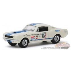 1965 Shelby GT350  no 369 - La Carrera Panamericana   2  - Greenlight 1-64  -  13260 D -  Passion Diecast