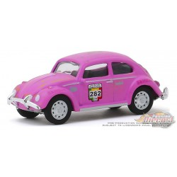 Volkswagen Beetle  no 282 - La Carrera Panamericana   2  - Greenlight 1-64  -  13260 F -  Passion Diecast