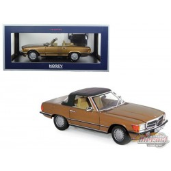 Mercedes-Benz 300SL 1986 Gold -  Norev 1/18 - 183514