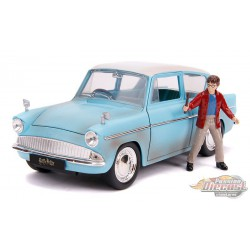 1959 Ford Anglia - Harry Potter and the Chamber of Secrets -  Jada 1/24 - 31127 -  Passion Diecast