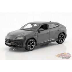 Lamborghini Urus en gris métallisé - Maisto 1/24 - 31519 GRY - Passion Diecast