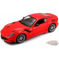 Ferrari F12 TDF Rouge  -  Bburago 1/24 - 26021 -RD  - Passion Diecast