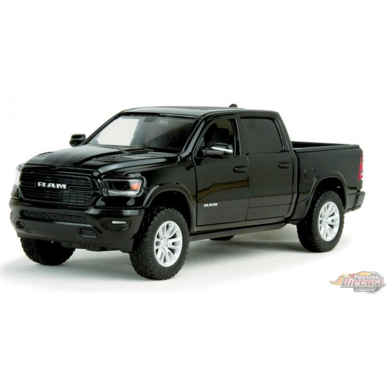 Dodge Ram 1500 Laramie: 2019 DODGE RAM 1500 CREW CAB LARAMIE PICKUP BLACK