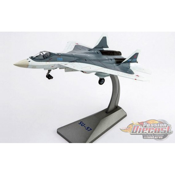 Sukhoi SU-57 (T-50) Russian Air Force, Blue 056, Air Force 1  1/72 - AF1-0011A - Passion Diecast