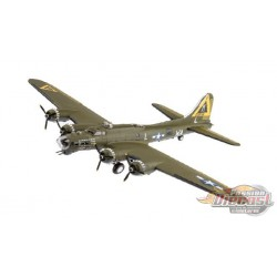 "Boeing B-17G-30-BO Flying Fortress,""Swamp Fire"" 379th BG / 524 BS   Air Force 1 1/72  AF1-0110 B - Passion Diecast"
