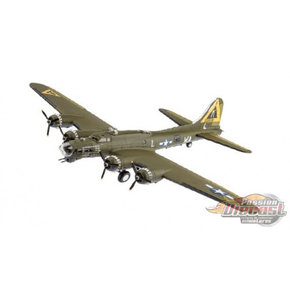 """Boeing B-17G-30-BO Flying Fortress,""""Swamp Fire"""" 379th BG / 524 BS   Air Force 1 1/72  AF1-0110 B - Passion Diecast"""