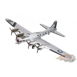 "Boeing B-17G Flying Fortress ""Miss Conduct"" 100 BG/481 BS,   Air Force 1 1/72  AF1-0110 C - Passion Diecast"
