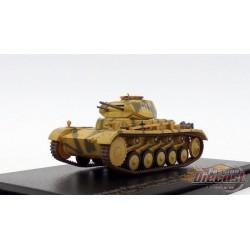 German Panzer II  6th Pz. Div. Kursk, USSR,Operation Zitadelle 1943, Hobby Master 1/72 - HG4608