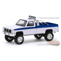 1985 GMC K-2500 - BFGoodrich 150th  - Anniversary Collection 10  1-64 greenlight - 28020 B  -  Passion Diecast