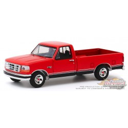 1992 Ford F-150 - 75th Anniversary of Ford Trucks - Anniversary Collection 10,  1-64 greenlight - 28020 D  - Passion Diecast