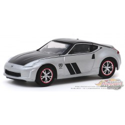 2020 Nissan 370Z Coupe 50th Anniversary - Anniversary Collection 10,  1-64 greenlight - 28020 F  - Passion Diecast