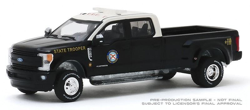 51318 1//64 GreenLight Ford F-350 Dual 2019 Limitierte 3024 Stk