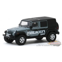 2014 Jeep Wrangler Unlimited - Falken Tires - Running on Empty Series 10 - 1-64 greenlight - 41100 E