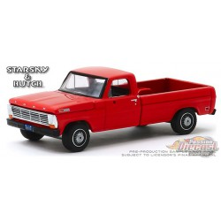 1969 Ford F-100 - Starsky and Hutch  - Hollywood Série 27 - 1-64  greenlight  - 44870 B -  Passion Diecast