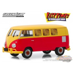 Volkswagen Type 2 (T1) Station Wagon 1967 Fast Times at Ridgemont High (1982)  Greenlight 86554 1/43 Passion Diecast