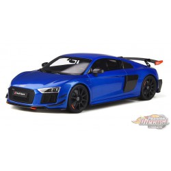 Audi R8 Performance Parts Ara Blue -  GT SPIRIT GT254  - Passion Diecast