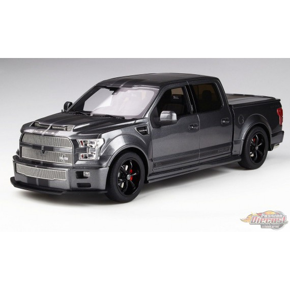 Shelby F150 Super Snake  Metallic Grey - GT SPIRIT 1/18 - US-022  - Passion Diecast