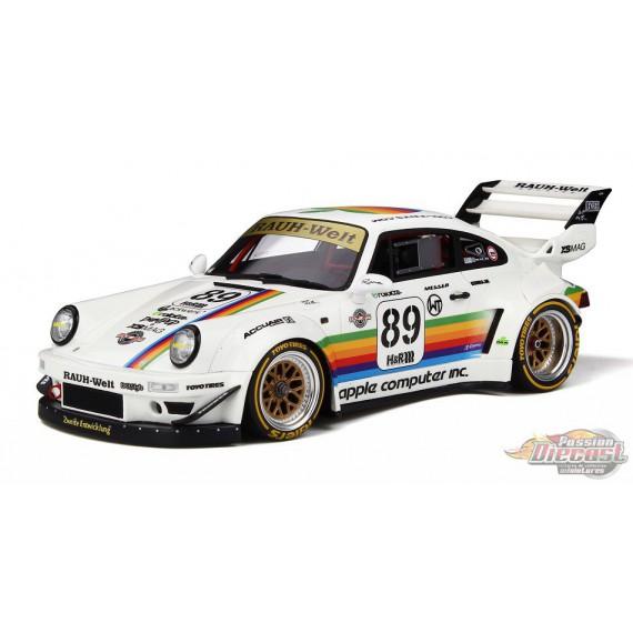 Porsche 911 RWB Body Kit no.89 - GT SPIRIT  1/18 - GT792 - Passion Diecast