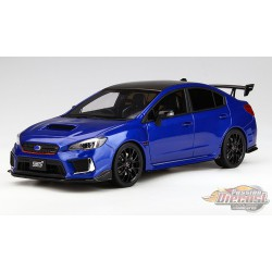 Subaru S208 NBR Challenge Package Blue - KYOSHO 1/18 - KSR18032BL-B  - Passion Diecast
