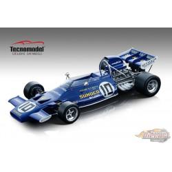 1971 McLaren M19A, Canada GP, M. Donohue - Tecnomodel 1/18 - TM18-139D  - Passion Diecast