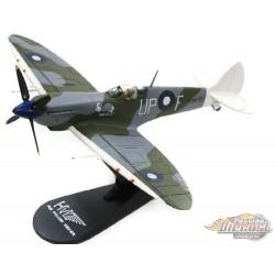 Supermarine Spitfire Mk VIII - HAVA GO JO!! - Lt. Norm Smithell, No.79 Sqn., RAAF, Summer 1945 -  Hobby Master 1/48 - HA8318