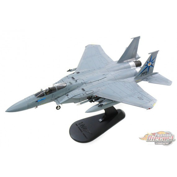 McDonnell Douglas F-15A Eagle  USAF 318th FIS,  William Tell Competition 1984, Hobby Master,1/72, HA4517, Passion Diecast