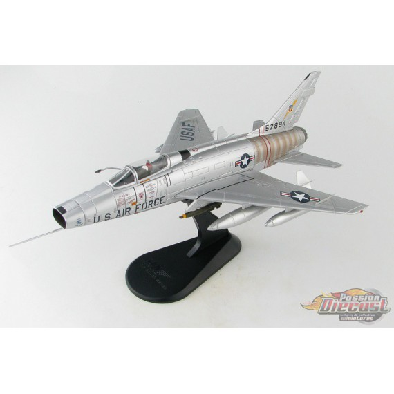 North American F-100D Super Sabre,USAF 416th TFS, Donald Kilgus, Da Nang AFB, Vietnam, Hobby Master,1/72, HA2121,Passion Diecast
