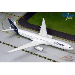Lufthansa A330-300 Nouvelle livré - D-AIKO  Gemini 200 - G2DLH798 - Passion Diecast