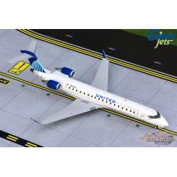 United Express Bombardier CRJ-550 New Livery - N504GJ - Gemini 200 - G2UAL879  -  Passion Diecast