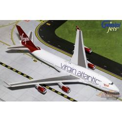 Virgin Atlantic Boeing 747-400- G-VBIG - Gemini 200 - G2VIR766 -  Passion Diecast