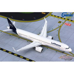 Lufthansa Airbus A321neo New Livery - D-AIEA -Gemini jets 1/400 - GJDLH1780 - Passion Diecast