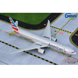American Airlines Boeing 777-300ER - N735AT - Gemini 1/400 - GJAAL1865 - Passion Diecast