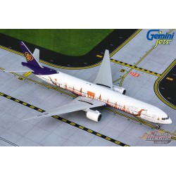 Thai Airways Boeing 777-300 Royal Barge - HS-TKF   Gemini 1/400 - GJTHA1891 -  Passion Diecast