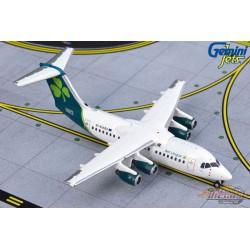 AerLingus BAe 146/RJ85 Nouvelle livrée - Gemini Jets 1/400 - GJEIN1885 - Passion Diecast