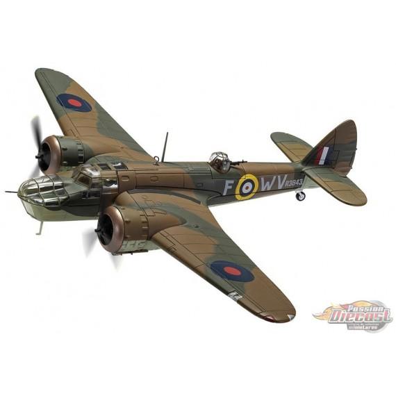 Bristol Blenheim Mk IV,RAF, Operation Leg, August 19th 1941 - Corgi 1/72 - AA38409 - Passion Diecast
